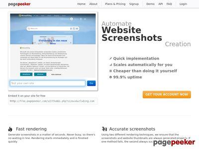 威纶触摸屏解决方案,提供网站缩略图